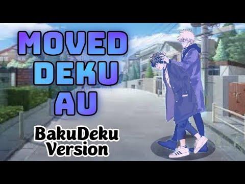Moved Deku AU