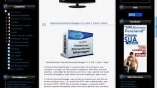 Internet Download Manager Como baixar videos, musicas e programas