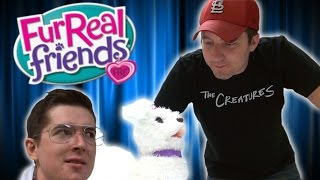 Good Biscuit : FurReal Friends My Walking Pup | Toy Chest