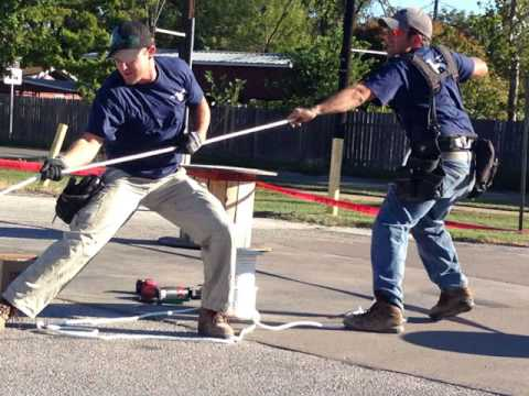 Nunn Electric - 2013 Wire Pull Competition - YouTube  Nunn Electric -...