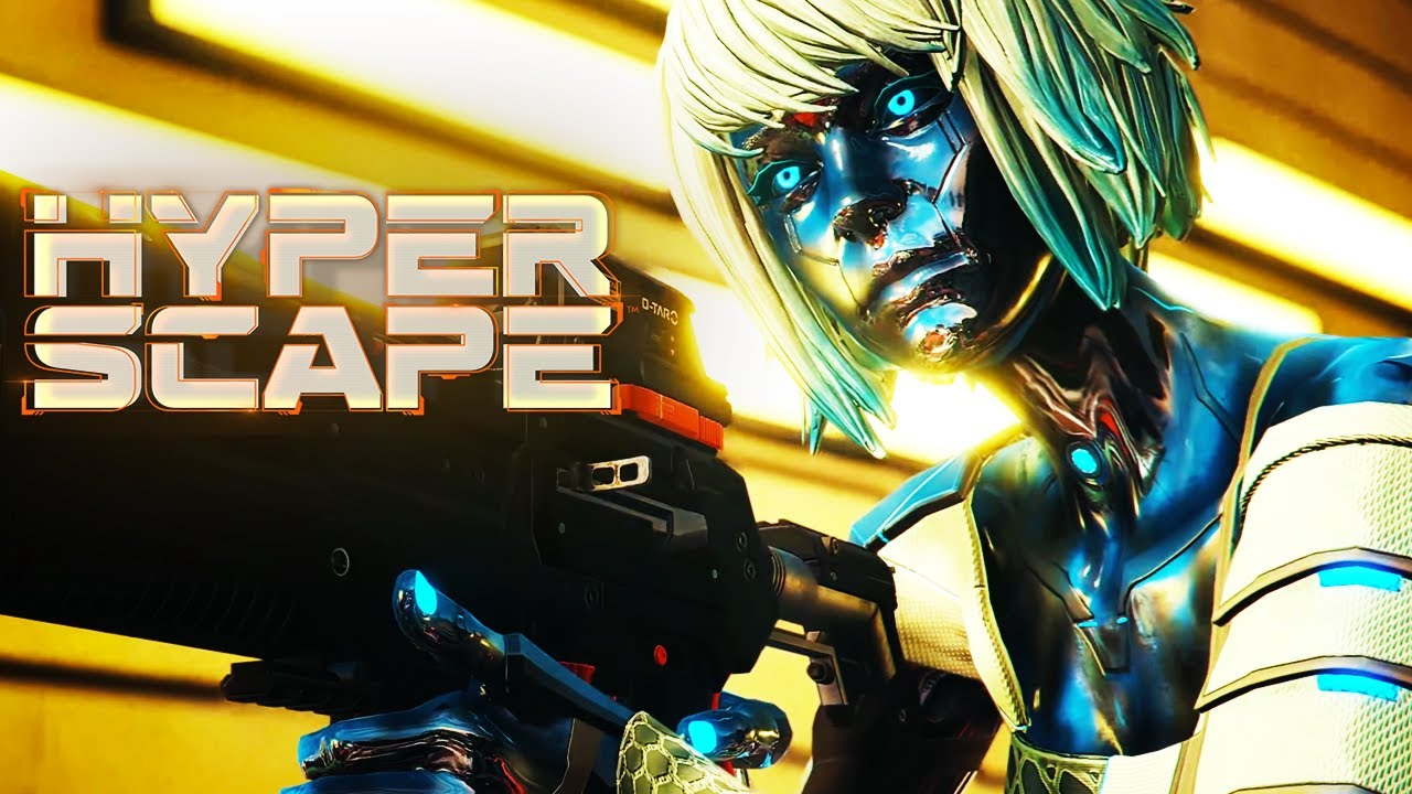 Hyper Scape - Official Season 1 Battle Pass Trailer | Ubisoft NA