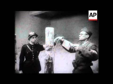Gestapo Culture Chambers