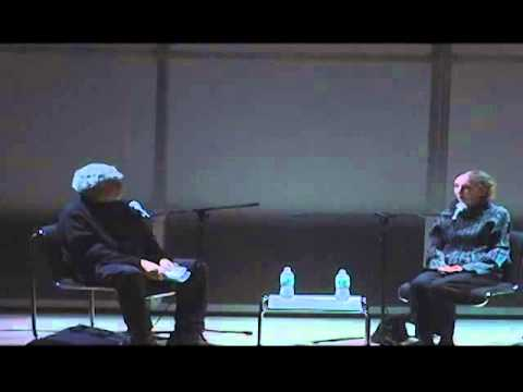 Joyce Carol Oates and Alan Cheuse in Conversation