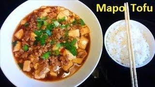 How To Make Mapo Tofu / マーボー豆腐 (cara Membuat Mapo Tofu)
