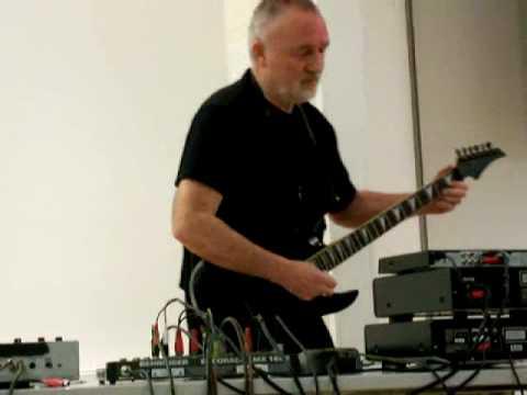 Eberhard Kranemann live in Wuppertal 06.02.2009 pt. 1