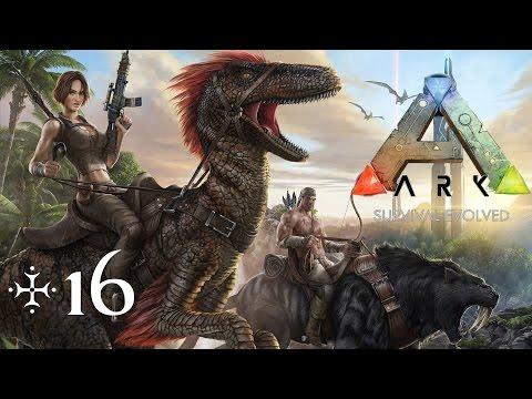 ARK: Survival Evolved - Episode 16 - Damage and Resistance sliders