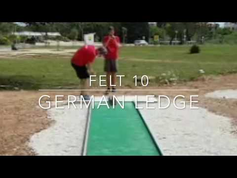 Felt Lane 10 - German Ledge (World Championships 2017)