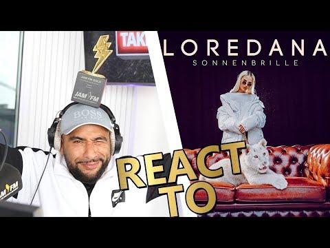 Veysel REACT TO Loredana Sonnenbrille 🏆 JAM FM Gold ⚡ JAM FM