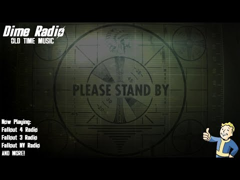 24/7 Fallout Old World Radio - OLDIES MUSIC 24/7 - To Sleep - Classic Music 24/7!