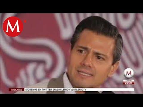 Los cumpleaños de Peña Nieto en la Presidencia