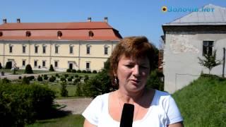 Золочівський замок(Замок у Золочеві річно відвідує близько ста тисяч відвідувачів. http://zolochiv.net/zaproshujemo-u-zolochivskyj-zamok., 2013-07-11T19:30:56.000Z)