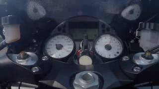 ZZR 1400 acceleration &  Topspeed 300+