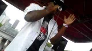 """Free Press Summerfest 2011 - Lil Keke """"Act A Fool With it"""""""