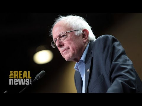 Why is the Mainstream Media Ignoring Sanders' Campaign?