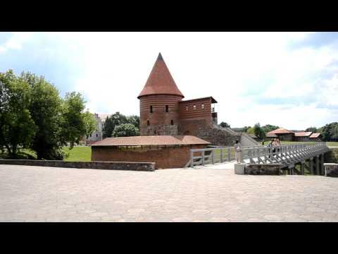 アキーラさんお薦め!リトアニア・カウナス城1,Kaunas-castle,Lytuania