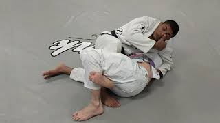 Half Guard BJJ Pass with Carlos Rocha