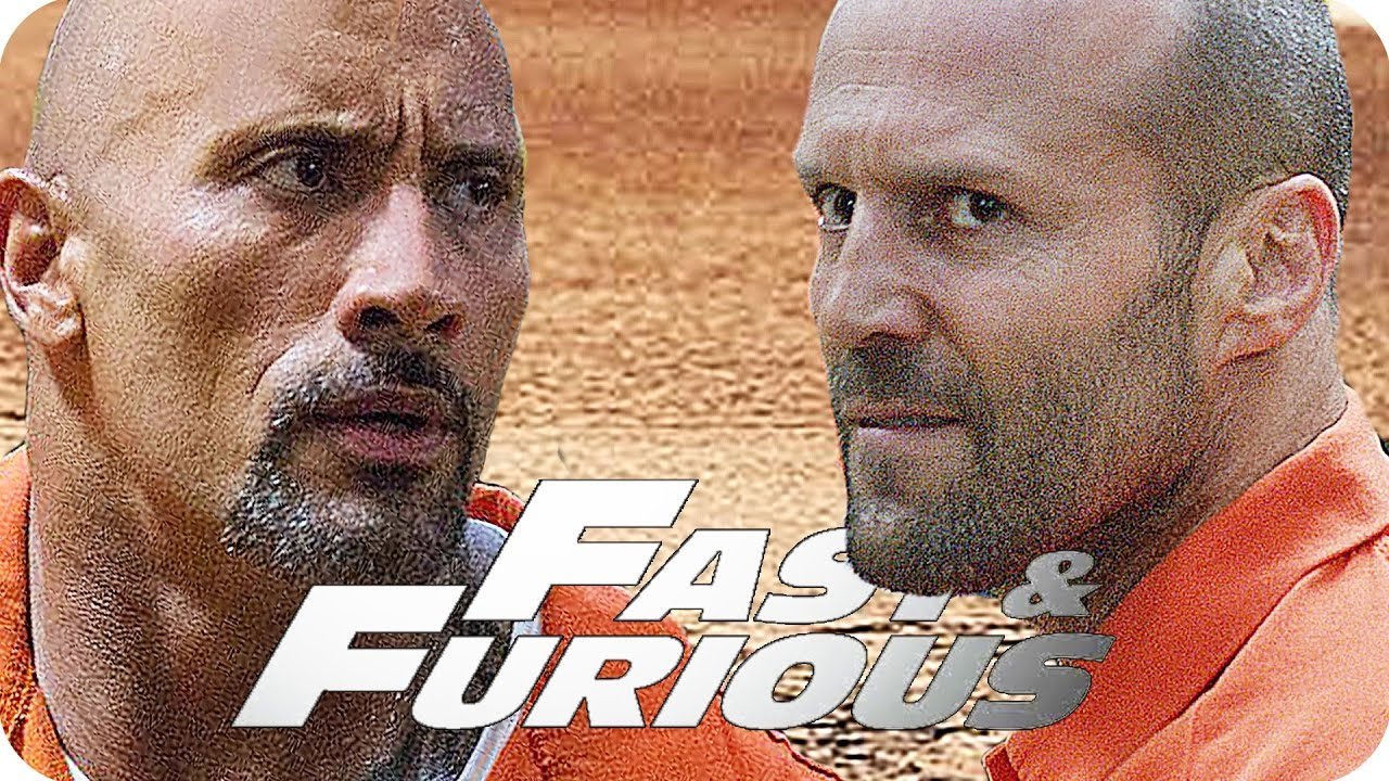 fast and the furious spin off movie what to expect from dwayne johnson jason statham youtube. Black Bedroom Furniture Sets. Home Design Ideas
