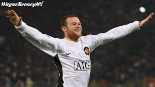 Wayne rooney all goals (part 4) 2007-08 hd 720p english commentary