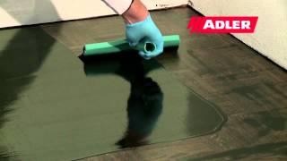 видео Обработка паркетного пола