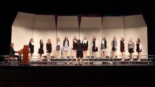 Set Me As A Seal  - Milford HS All Girls Choir