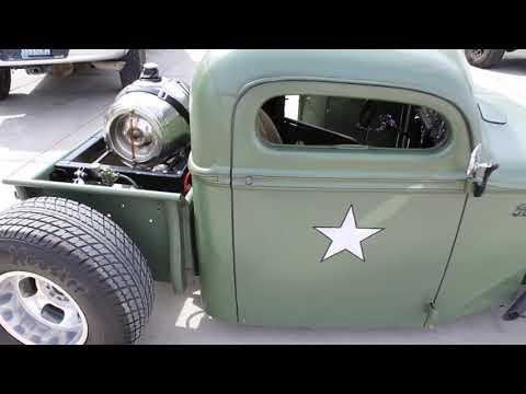 1945 Ford Rat Rod For Sale Walk Around.