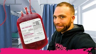 Can I Donate Blood if I Have Traveled Overseas - American Red Cross #BloodMyths