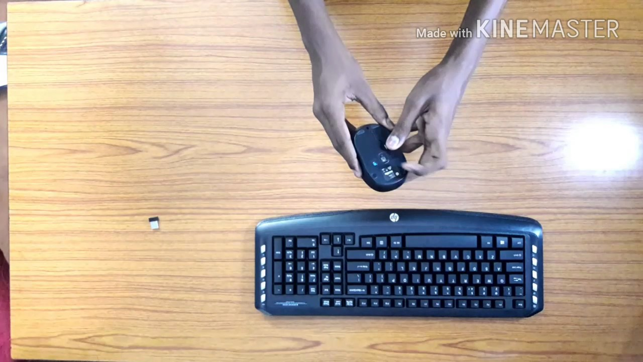 7578769483a HP classic wireless keyboard + mouse. Full review. - YouTube