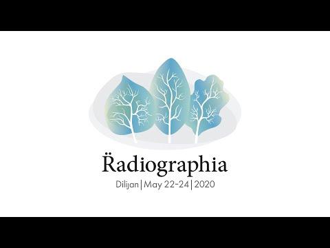 Программа Radiographia-2019 за 60 секунд!