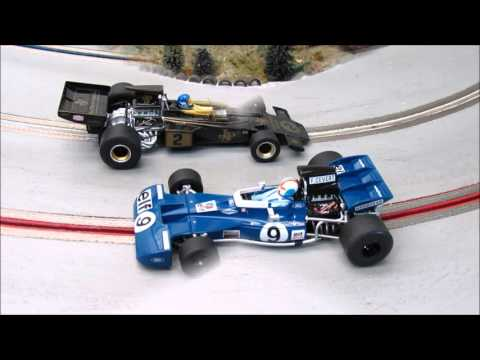 Scalextric Legends 2015