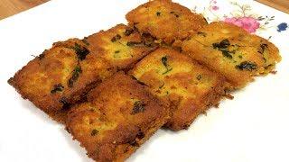 ঝটপট আলু বেসন দিয়ে টেস্টি এবং স্পাইসি স্ন্যাক্স || Bangladeshi Nasta Recipe || Tiffin recipe