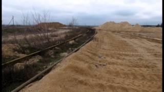 Песок строительный с доставкой от 40 тонн(ЧП «Укрбут» реализует песок строительный с доставкой на объект заказчика. Стоимость песка на карьере соста..., 2015-04-21T09:04:50.000Z)