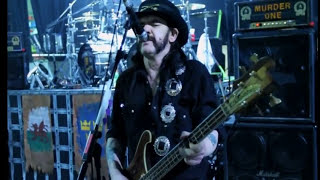 Motörhead - Back Door Man Live In (480p)