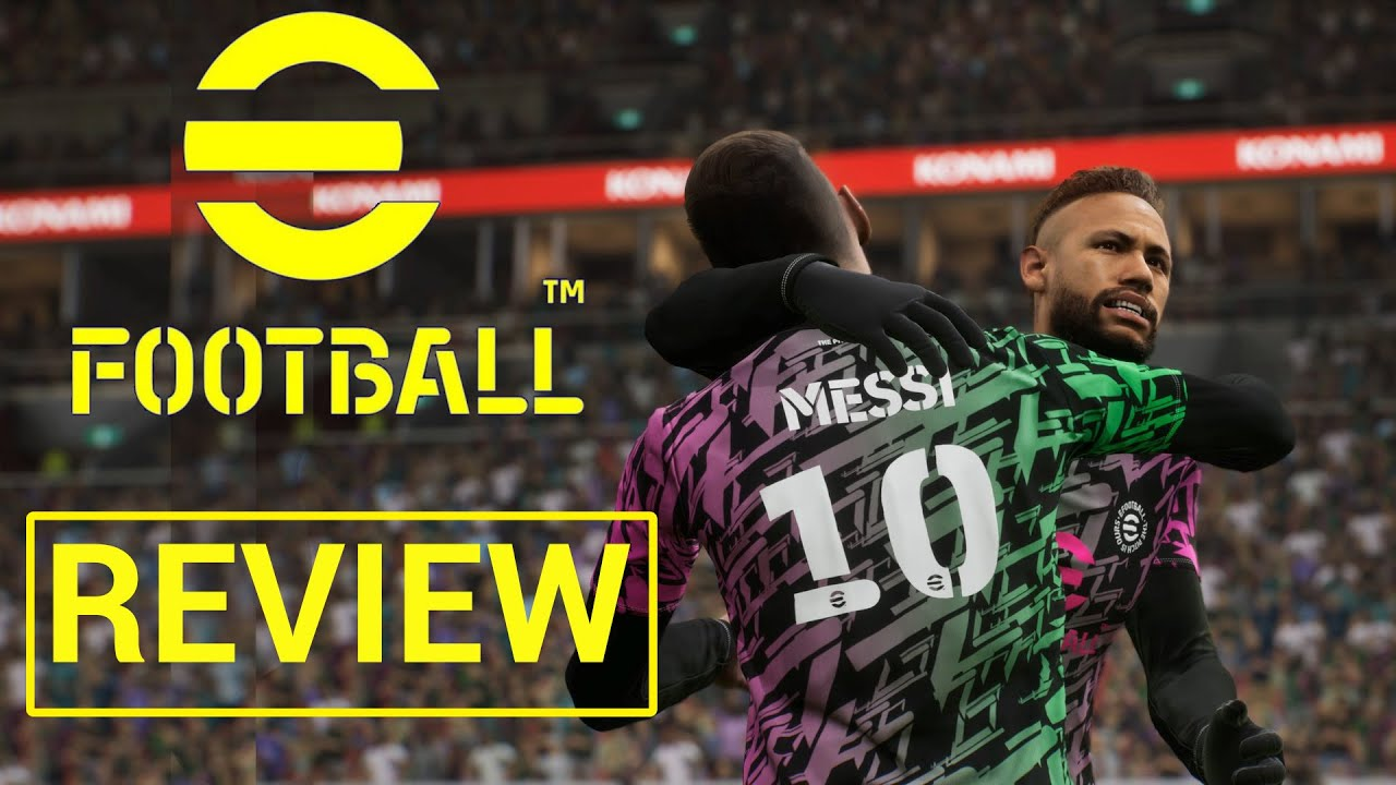 eFootball PES 2022 Review - BY PES CAMBODIA