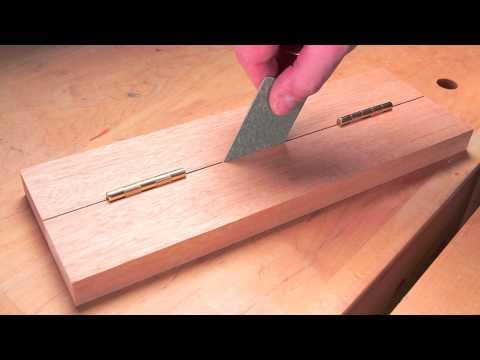 How To Hang Inset Doors