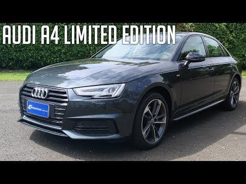 Avaliação: Audi A4 Limited Edition