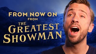 From Now On - The Greatest Showman - Peter Hollens feat. The Hollensfamily
