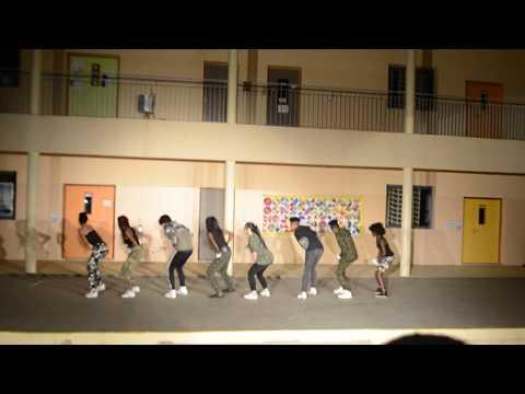 Junior Crew  TDH - Inter-studio competition performance @ISD DAKAR 2017