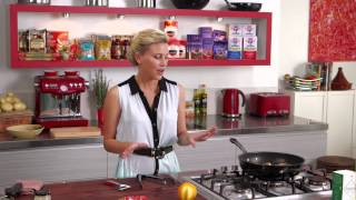 Everyday Gourmet With Justine Schofield - Luv-a-duck Baked Pear And Duck Breast Salad
