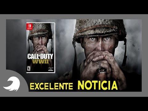 Call of duty ww2 en Nintendo switch - ¿Es posible?