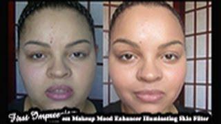 first impression em mood enhancer illuminating skin filter the golden hour