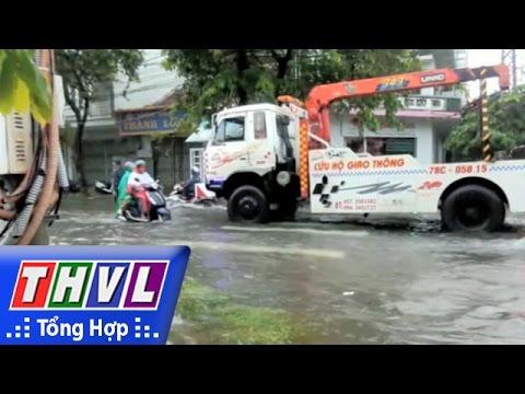 THVL | Người đưa tin 24G: Phú Yên và Bình Định đối phó với đợt mưa lũ tiếp theo