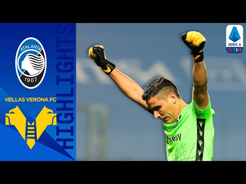 Atalanta Helas Verona Goals And Highlights