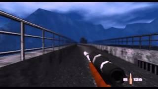 GoldenEye 007 00 Agent Playthrough (Actual N64 Capture) - Dam