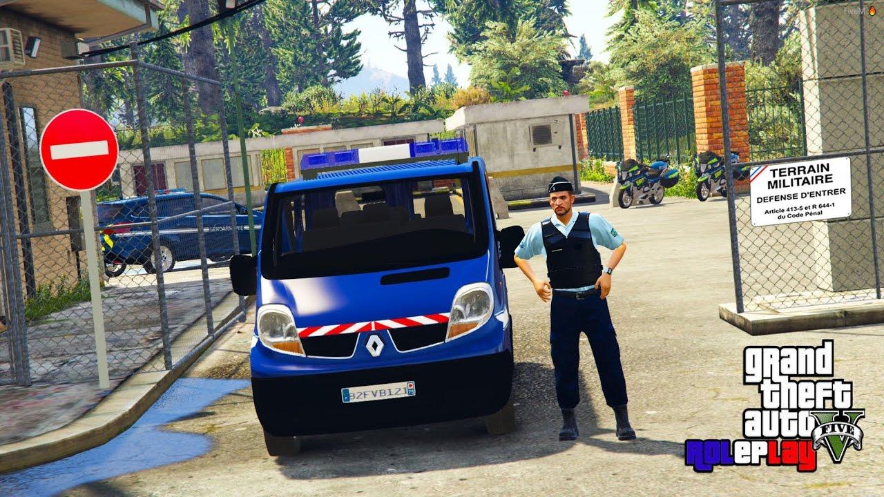 Download GN #1 | Quotidien des gendarmes | Serveur Roleplay français | GTA 5 PC