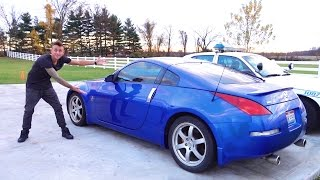 GIVING AWAY MY CAR!!