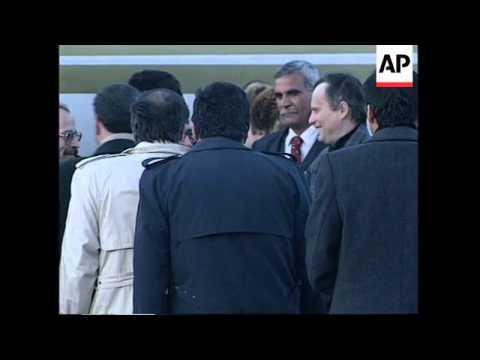 RUSSIA: MOSCOW: IRAQI DEPUTY PRIME MINISTER TARIQ AZIZ VISIT