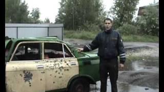 Пародия  на Top Gear - Москвич (Какие-то там цифры)