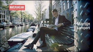 Filmportret Martijn Lampert (research director) - Motivaction International