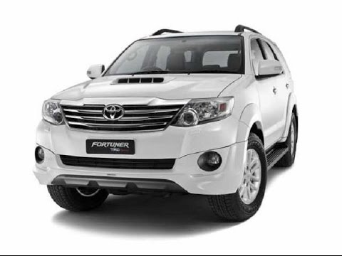 New Toyota Fortuner 2017 Drawing Picture Teaching How To