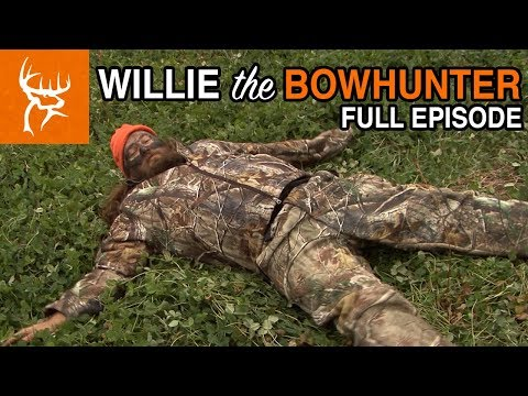 willie-the-bowhunter-|-buck-commander-|-full-episode